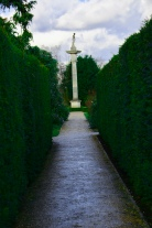 Chiswick House and Gardens.
