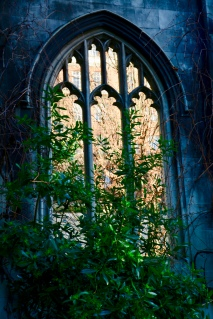 St Dunstan-in-the-East in the City of London