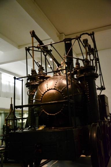 World's first team locomotive