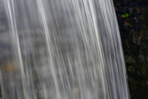 The waterfall at Chiswick House